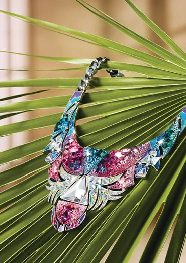 7b4376c1d7c ... bringing the best portents for summer 2013. swarovski tropical