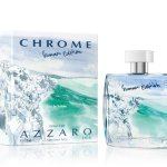 EXCLUSIVE for PING Readers ONLY! Azzaro Pour Homme and Chrome 2013 Summer Editions