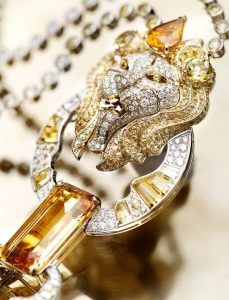Chanel_Lion Solaire Necklace- Sous Le Signe Du Lion