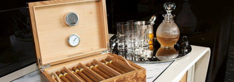 Bentley Suite cigars