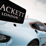 Speed In Style With Hackett London