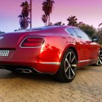 Best Bentley: 2015 Bentley Continental GT V8 S
