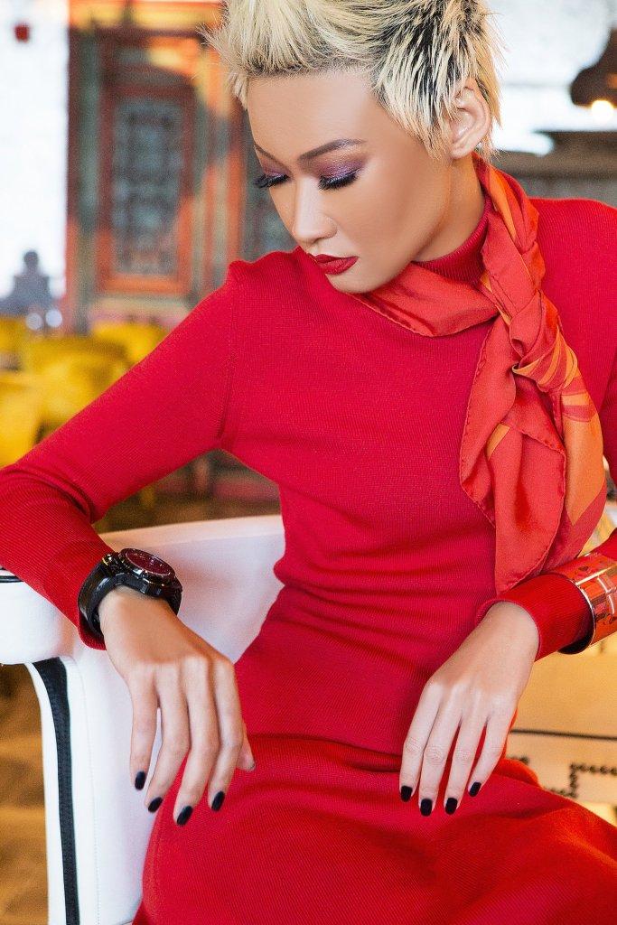 Ping Coya Fashion Shoot
