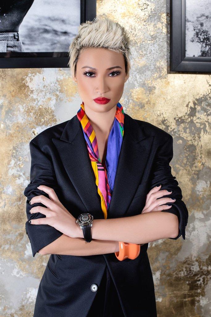 Fashion Watches Shoot at Coya