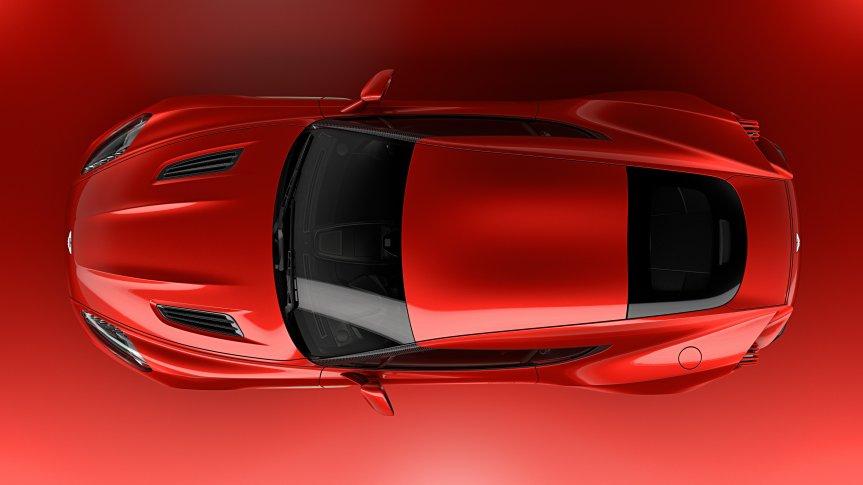 Aston Martin top