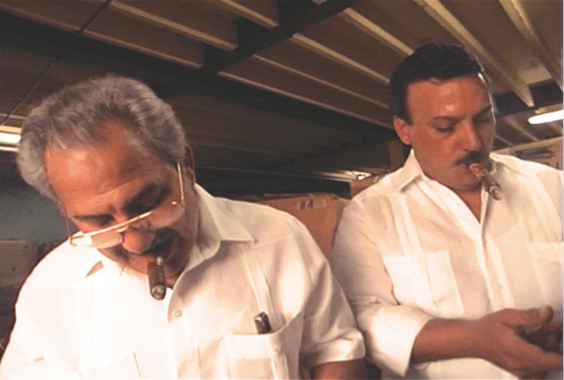 Carlos Sr and JR