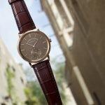A.Lange & Söhne's Saxonia Automatic Visits Dubai