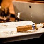 Mr. Ping Life Cigar World Tour Duet With Davidoff Cigars