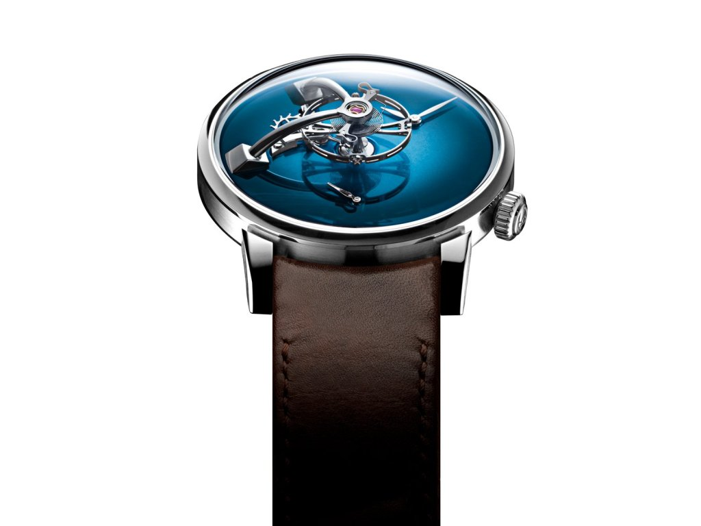 MB&F X H. MOSER & CIE