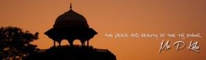 The peace and beauty of the Taj Mahal by Mr P Kalu