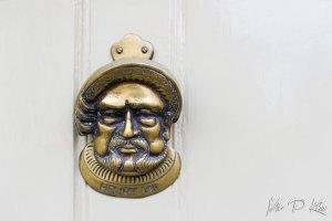 Henry the VIII door furniture