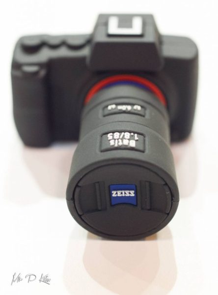 Zeiss USB pen drive captured with the 50mm f2 lens