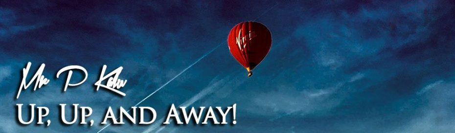 Mr P Kalu hot air balloon post header image