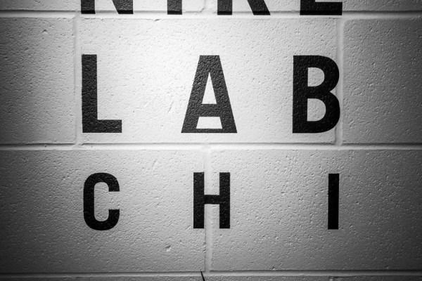Nike Lab Chicago logo
