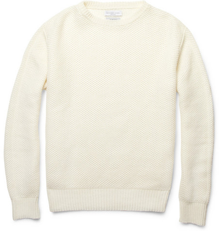 Richard James Knitted Linen Sweater