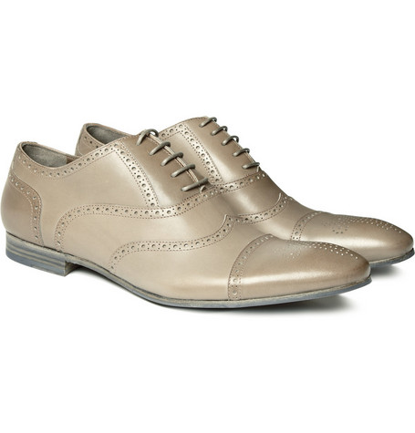 Yves Saint Laurent Lace-Up Brogues