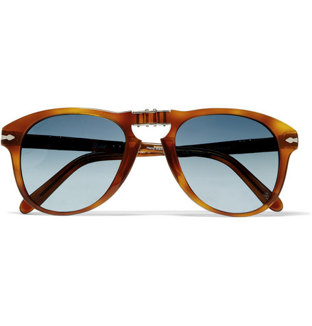 Persol Steve McQueen Folding Polarised Sunglasses