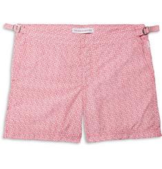 Orlebar BrownSetter Short-Length Printed Swim Shorts