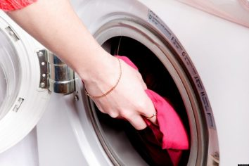 Maintenance tips for washing machine