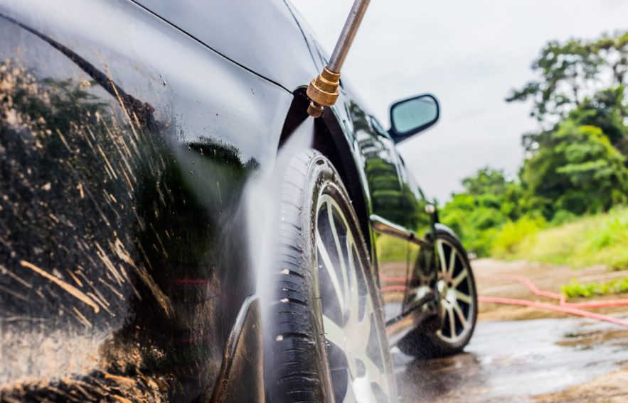 Car cleaning service in Delhi NCR