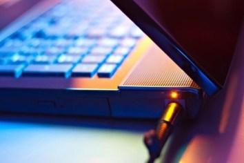 Laptop charging problem