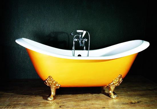 Types of bathtub