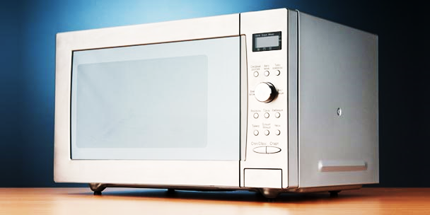 why does my microwave runs for a few