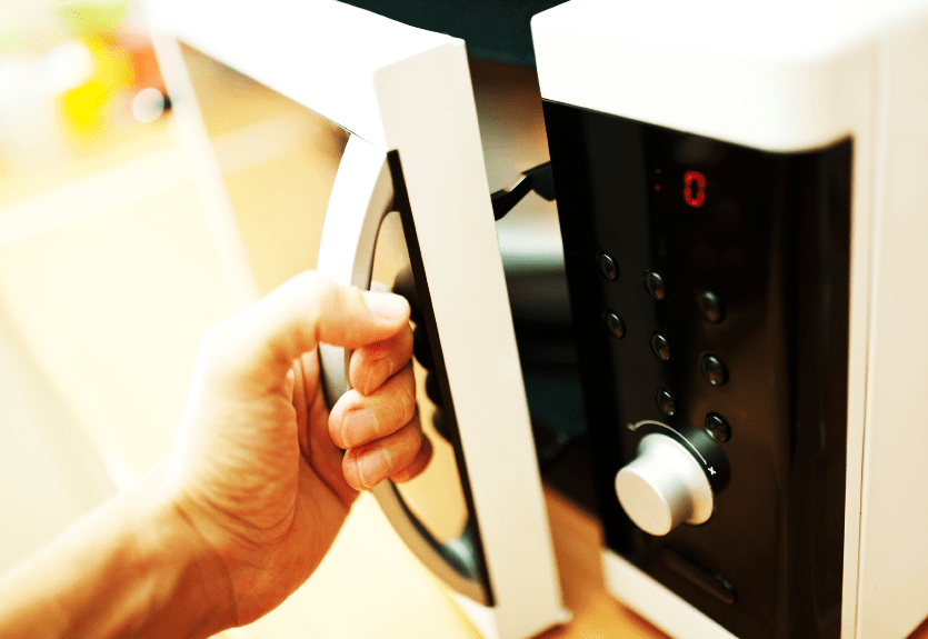 6 common problems with microwave