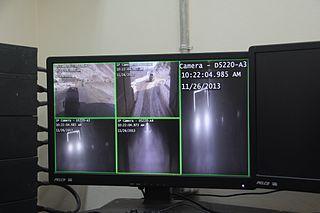 CCTV video feed test