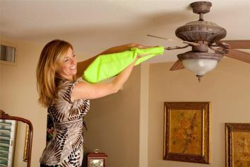 ceiling fan maintenance