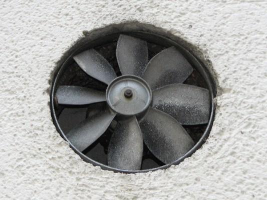 exhaust fan cleaning