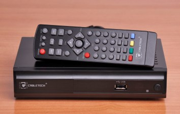 DTH set top box