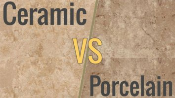 ceramic vs porcelain tiles