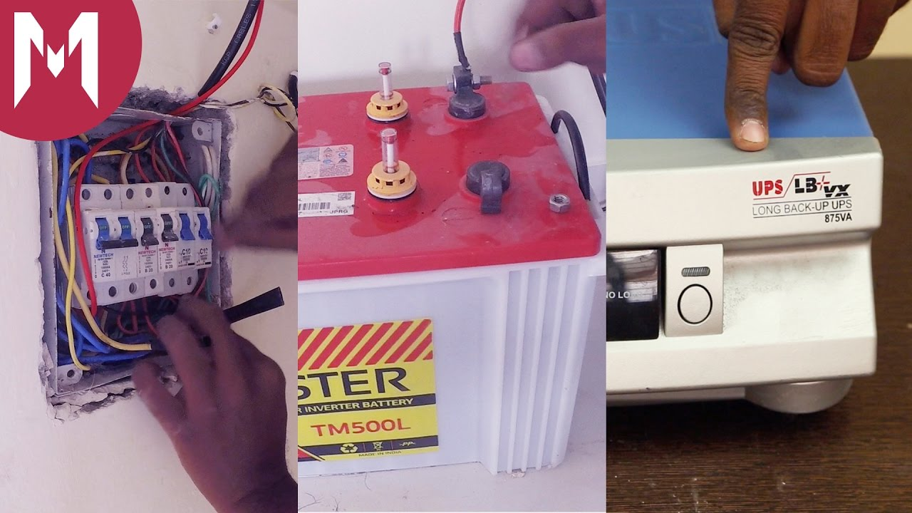 inverter installation