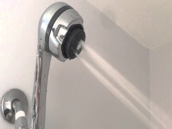 How to fix low water pressure in showers
