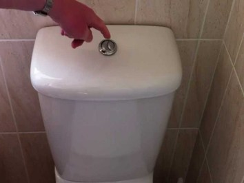 How to fix common problems with toilet flush