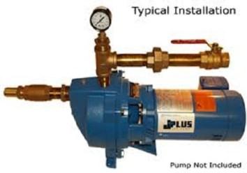 Replacing jet water pump