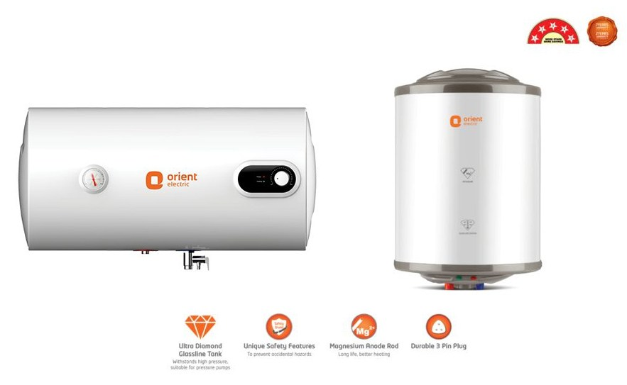 Choose the perfect water heater
