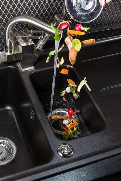 your garbage disposal in great shape