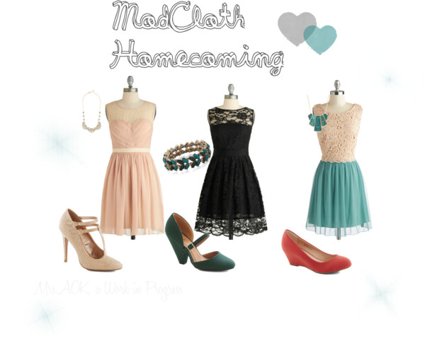 ModCloth Homecoming