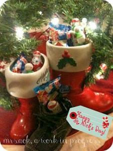 St. Nicholas Day| Boots