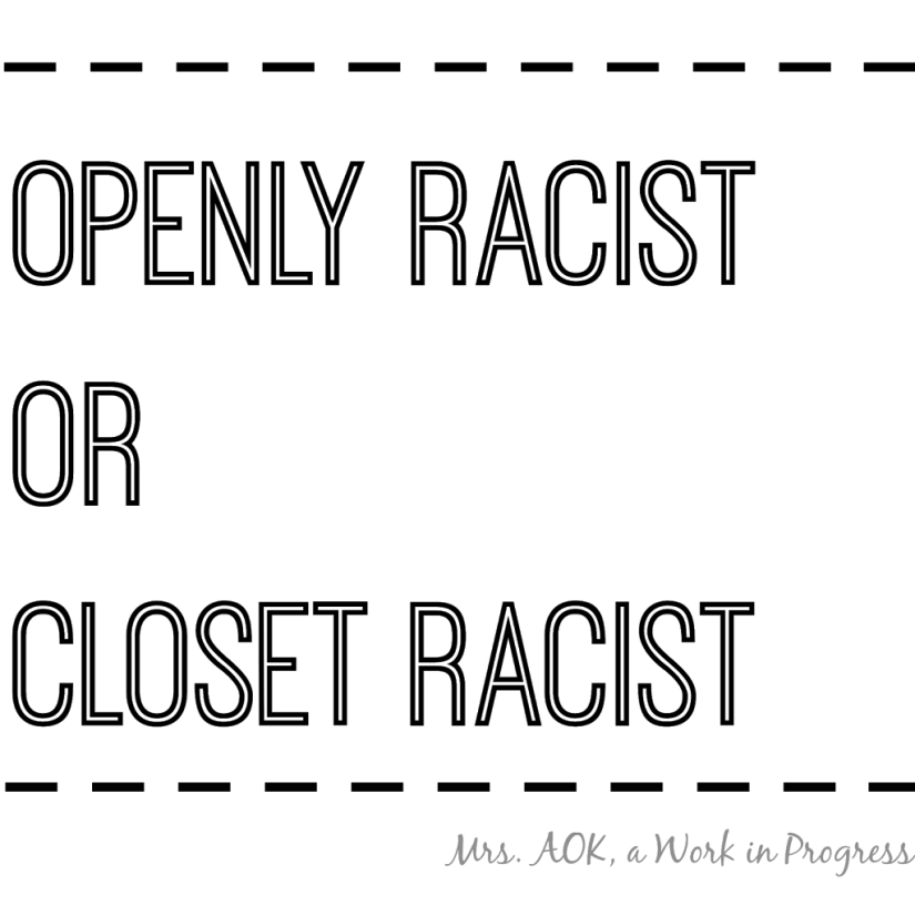 Which do you prefer? |Racist| Words Matter| Real Talk |Blogging Controversial| Mrs. AOK, A Work In Progress