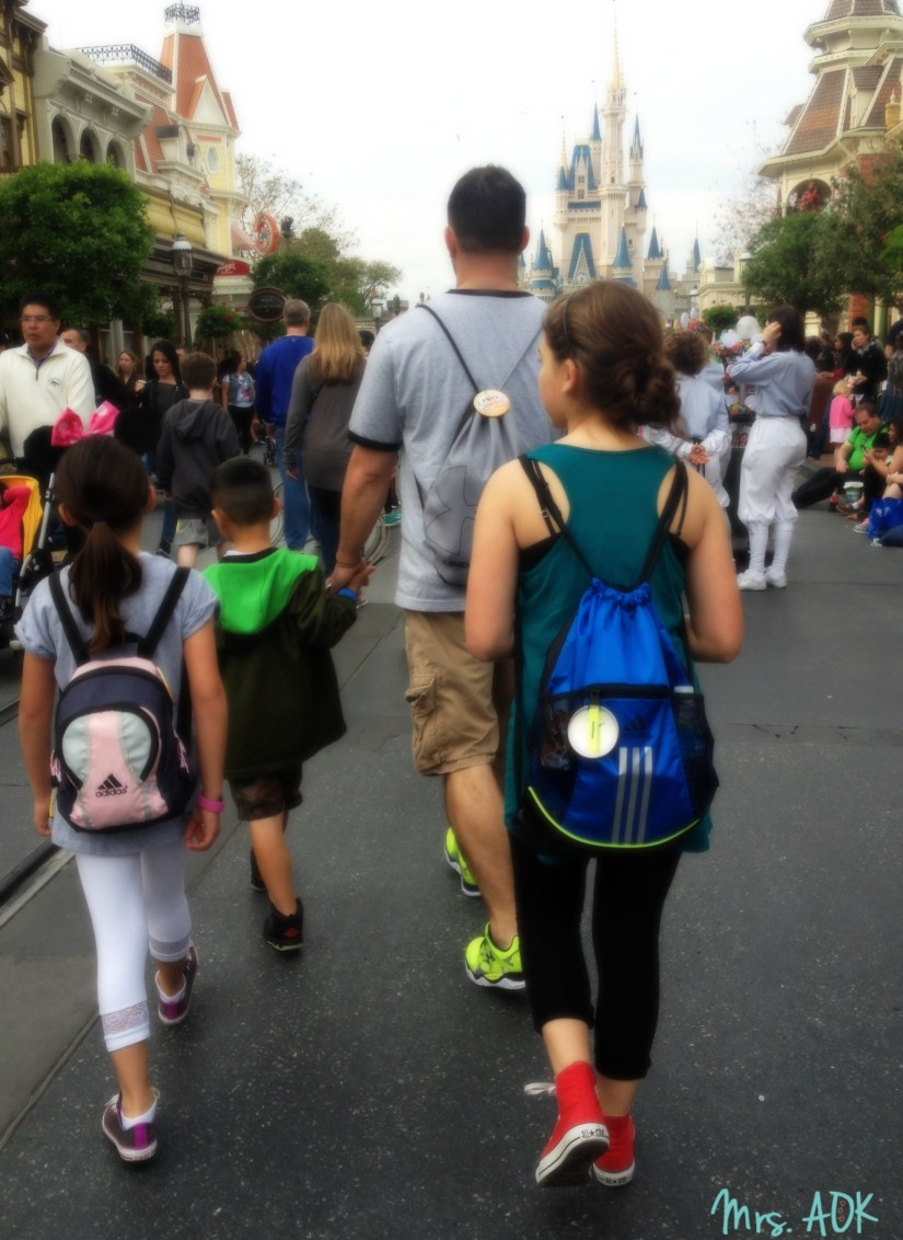 Disney Backpackers