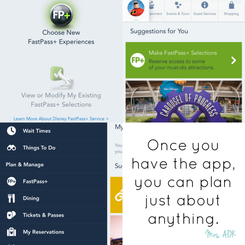 Here's how FASTPASS+ work