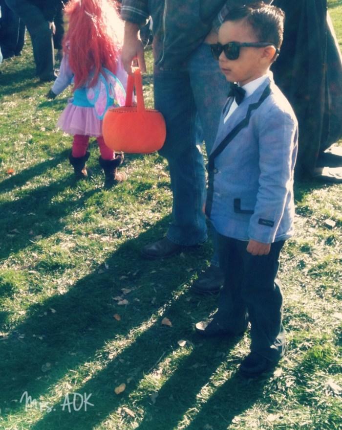Baby PSY Halloween Fest
