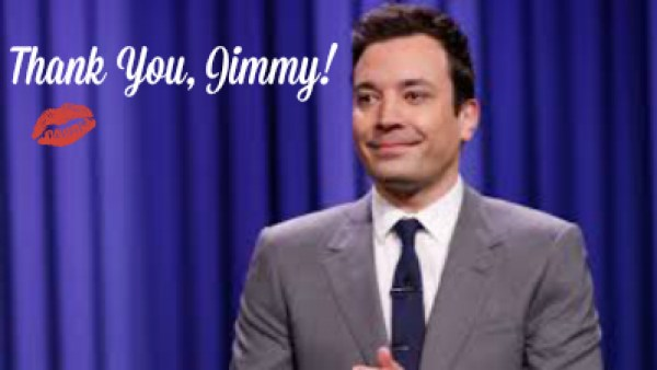 Thank You, Jimmy!