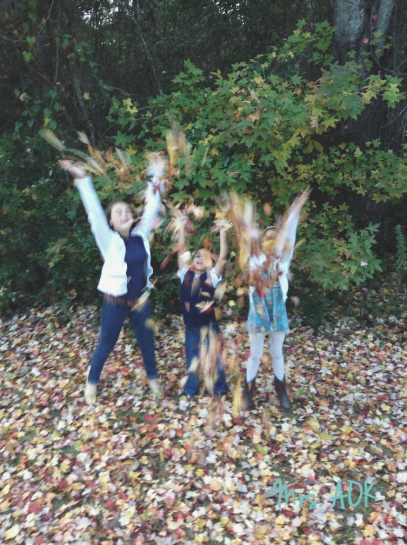 Happy Fall Y'all| Mrs. AOK, A Work In Progress
