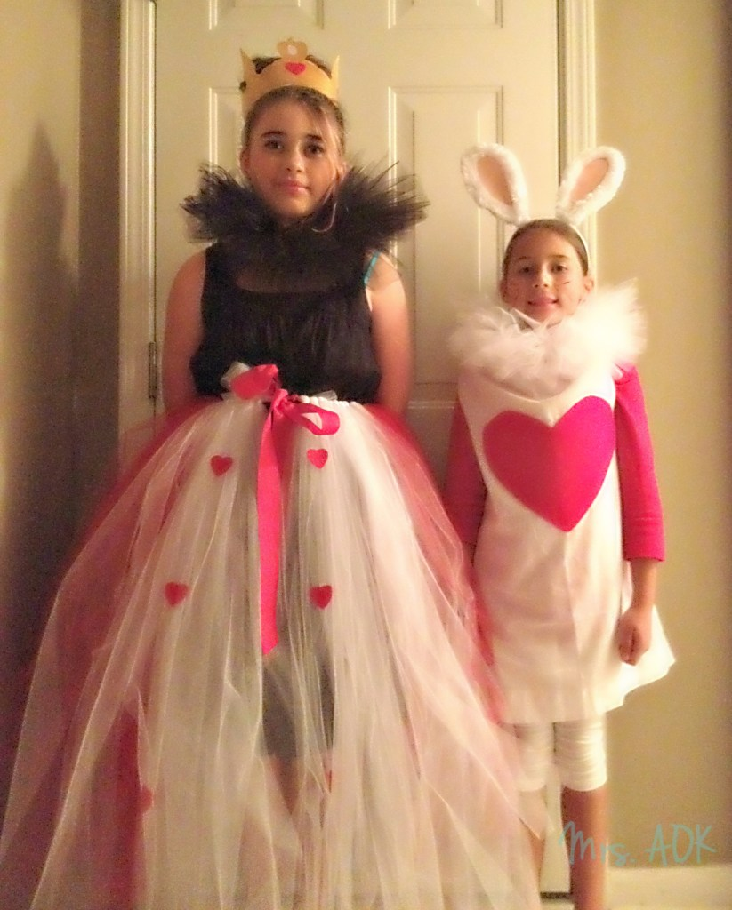 Queen of Hearts & The White Bunny