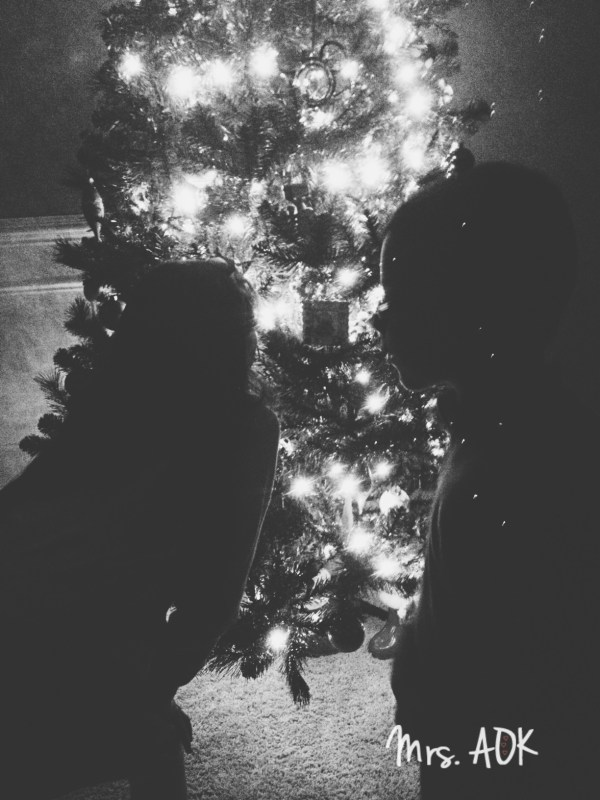 My Littles Christmas 2014| Mrs. AOK, A Work In Progress.com