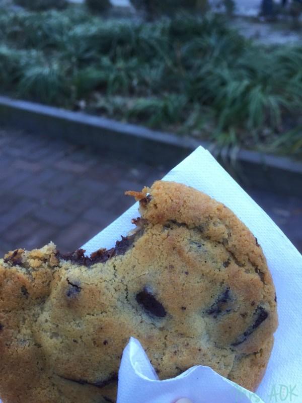 Chocolate Chunk CookieKing Street Cookies Mrs. AOK